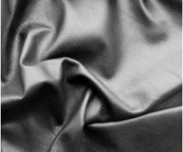 Black Babybuck Nappa Leather